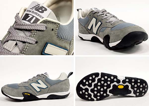 New Balance ML71 BS [STEEL BLUE] ML71 BS 写真1