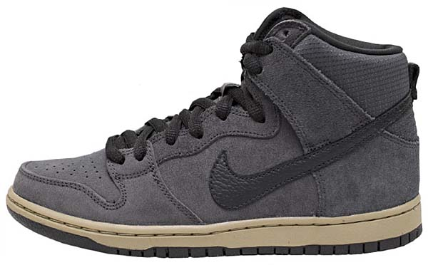 NIKE DUNK HIGH PRO SB [ANTHRACITE/MATTE OLIVE/BLACK] 305050-033