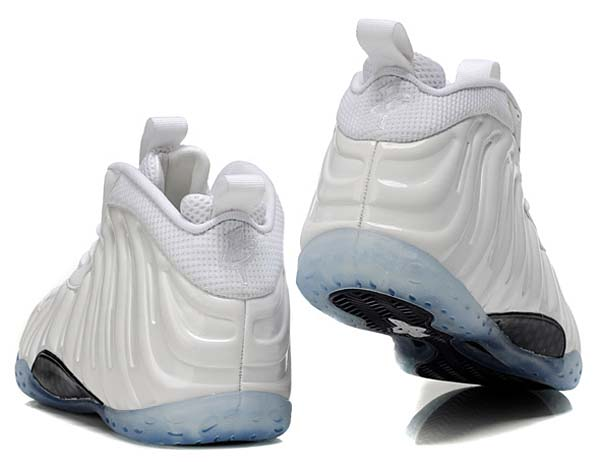 NIKE AIR FOAMPOSITE ONE [WHITE/SUMMIT WHITE] 314996-100