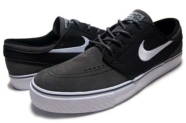 NIKE ZOOM STEFAN JANOSKI SB [MIDNIGHT FOG/WHITE/BLACK] 333824-016
