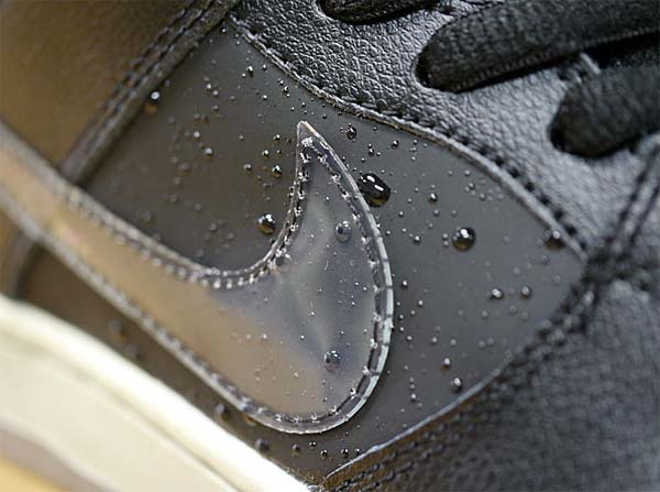 NIKE DUNK LOW PREMIUM SB QS BLACK RAIN [BLACK/CLEAR-LIGHT BONE] 504750-011