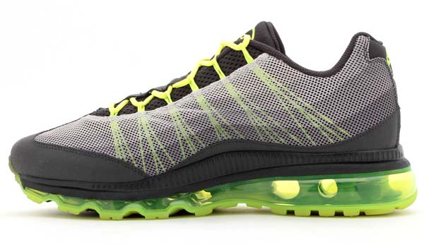 NIKE AIR MAX 95 DYN FW [ANTHRACITE/VOLT-DARK GREY-COOL GREY] 554715-070