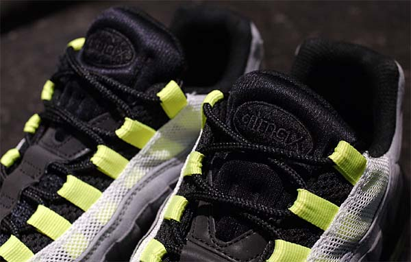 NIKE AIR MAX 95 PROTOTYPE [BLACK/GRAY/YELLOW] 554970-070
