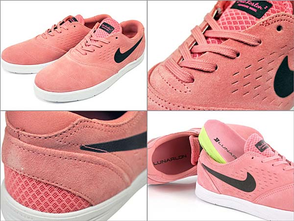 NIKE SB ERIC KOSTON 2 [DIGITAL PINK/BLACK] 580418-660