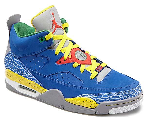NIKE JORDAN SON OF LOW [Do The Right Thing] 580603-433