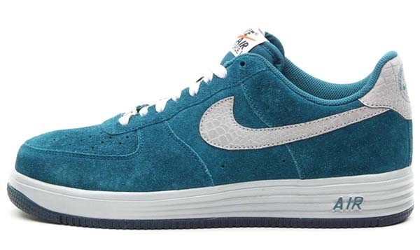 NIKE LUNAR FORCE 1 REFLECT [DARK SEA/REFLECT SILVER] 616774-300