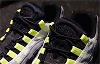 NIKE AIR MAX 95 PROTOTYPE [BLACK/GRAY/YELLOW] (554970-070)