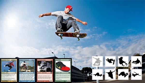 SNEE スケートボード