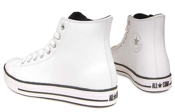CONVERSE ALL STAR EVO BOOTS HI [WHITE] 32067959