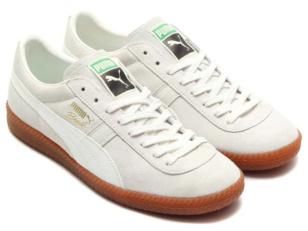 Puma BRASIL FOOTBALL [WHITE] 356156-04