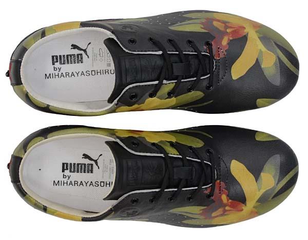 PUMA by MIHARA YASUHIRO MY-75 PAU-BRASIL TRAINERS [BLACK] 356460-01