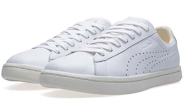Puma COURT STAR LEATHER [WHITE] 356917-01