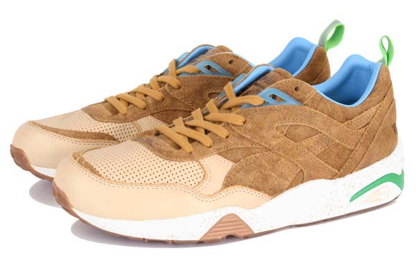PUMA x SIZE? R698 WILDERNESS [TAFFY BROWN] 357477-01