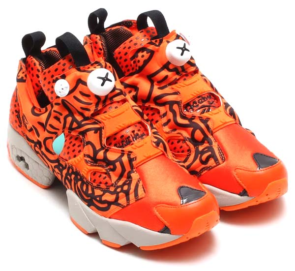 Reebok x Keith Haring INSTA PUMP FURY [CRACK IS WACK] M40329
