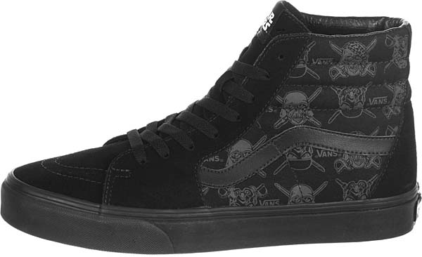 STAR WARS x VANS  U SK8-HI [DARK SIDE / DARTH STORM] 0TS9EX8