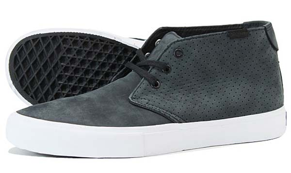 VANS SYNDICATE x ICE-T CHUKKA DECON S [BLACK] 0VIMAN5 写真1