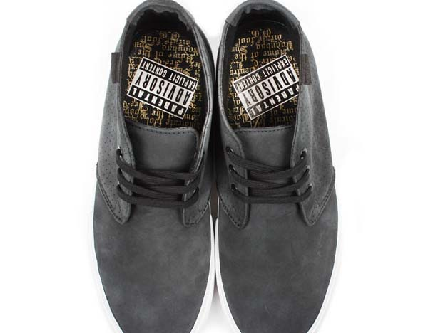 VANS SYNDICATE x ICE-T CHUKKA DECON S [BLACK] 0VIMAN5 写真3