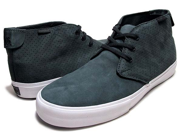 VANS SYNDICATE x ICE-T CHUKKA DECON S [BLACK] 0VIMAN5