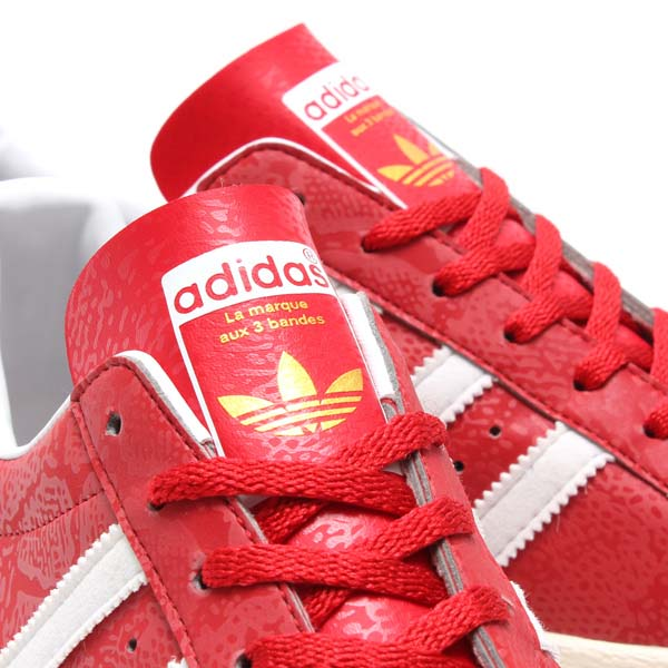 adidas Originals x atmos SS 80s GID R G-SNK 8 [POWER RED/RUNNING WHITE/CREAM WHITE] B35553