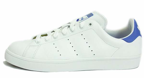 adidas SKATEBORDING STAN SMITH VULC [CORE WHITE / BLUEBIRD / CORE WHITE] C75192