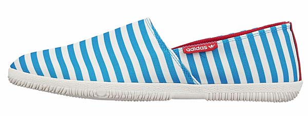 adidas Originals ADIDRILL [SOLAR BLUE/WHITE/RED BEAUTY] D65185