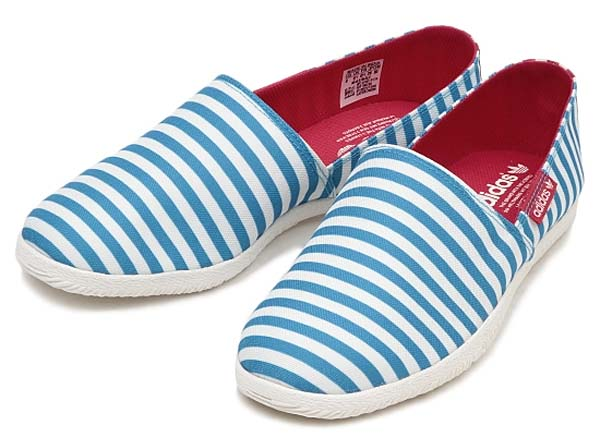 adidas Originals ADIDRILL [SOLAR BLUE/WHITE/RED BEAUTY] D65185