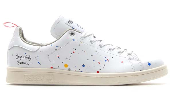 adidas Originals x BEDWIN & THE HEARTBREAKERS STAN SMITH [RUNNING WHITE/RUNNING WHITE/CHALK 2] D65674