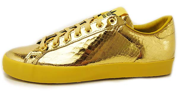 adidas Originals JS GOLD ROD LAVER [METAL GOLD] D65861 写真1