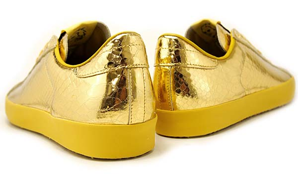 adidas Originals JS GOLD ROD LAVER [METAL GOLD] D65861 写真2