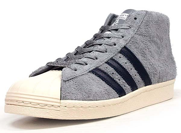 adidas Originals MCN PROMODEL 84-Lab. [TECH GREY/COLLEGIATE NAVY/LIGHT BONE] D65950