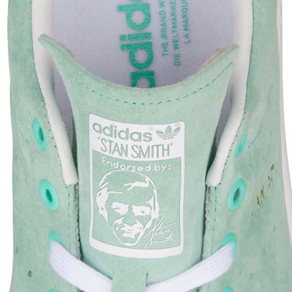 adidas Originals STAN SMITH [BAHIA MINT/BAHIA MINT/RUNNING WHITE] D67364 写真2