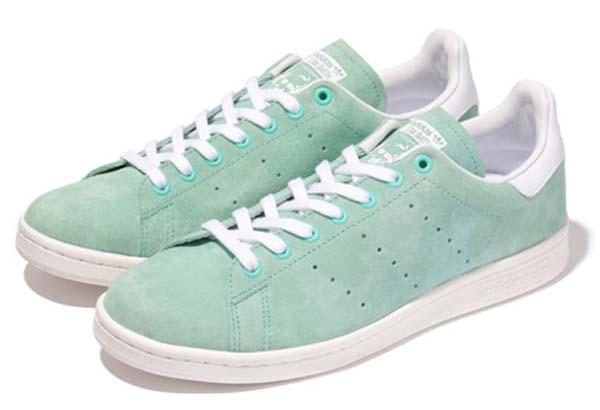 adidas Originals STAN SMITH [BAHIA MINT/BAHIA MINT/RUNNING WHITE] D67364