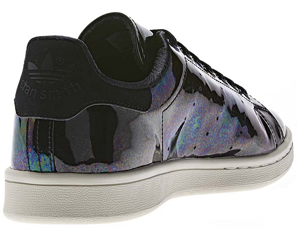 adidas Originals STAN SMITH [BLACK/BLACK/BLISS] D67655 写真2