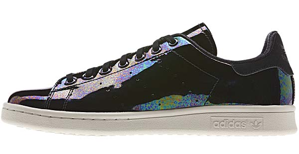 adidas Originals STAN SMITH [BLACK/BLACK/BLISS] D67655
