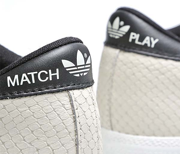 adidas Originals MATCH PLAY [CHALK/CHALK/BLACK] D67794