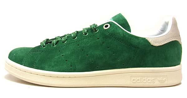 adidas Skatebording STAN SMITH [AMAZON GREEN/WHITE/FRESH GREEN] G98163 写真1