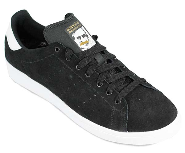 adidas Skateboarding STAN SMITH VULC [BLACK/RUNWHT/BLACK1] G99793