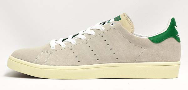 adidas SKATEBORDING STAN SMITH VULC [RUNWHT/FAIRWA/ECRU] G99794 写真1