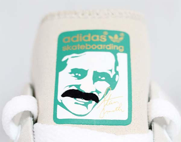 adidas SKATEBORDING STAN SMITH VULC [RUNWHT/FAIRWA/ECRU] G99794 写真2