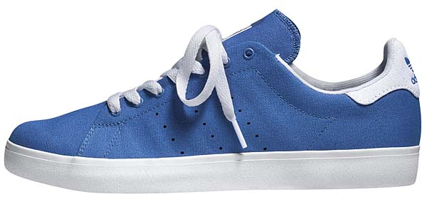 adidas skateboarding STAN SMITH SKATE [BLUEBIRD/WHITE/BLUEBIRD-CANVAS] G99795 写真1