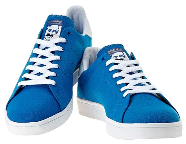 adidas skateboarding STAN SMITH SKATE [BLUEBIRD/WHITE/BLUEBIRD-CANVAS] G99795