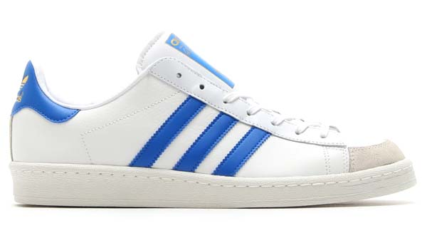 adidas Originals JABBAR LO [RUNNING WHITE/AIR FORCE BLUE/WHITE] G99848
