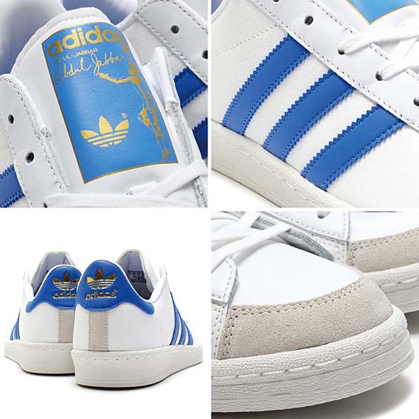 adidas Originals JABBAR LO [RUNNING WHITE/AIR FORCE BLUE/WHITE] G99848