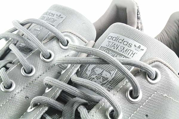 adidas Originals STAN SMITH REFLECTIVE PACK [REFLECT(3M)/METALLIC SILVER] M17918