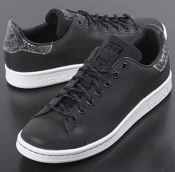 adidas Originals STAN SMITH [CORE BLACK / CORE BLACK / NEO WHITE] M17919
