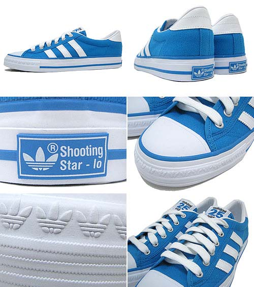 adidas Originals by NIGO SHOOTING STAR LOW [BRIGHT BLUE / WHITE] M21514