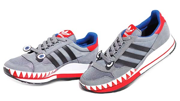 adidas Originals ZX 500 OG SAME [Medium lead/BlackRunning White] M21874 写真1