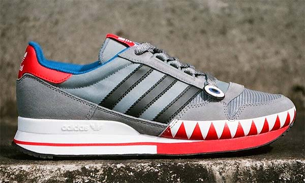 adidas Originals ZX 500 OG SAME [Medium lead/BlackRunning White] M21874