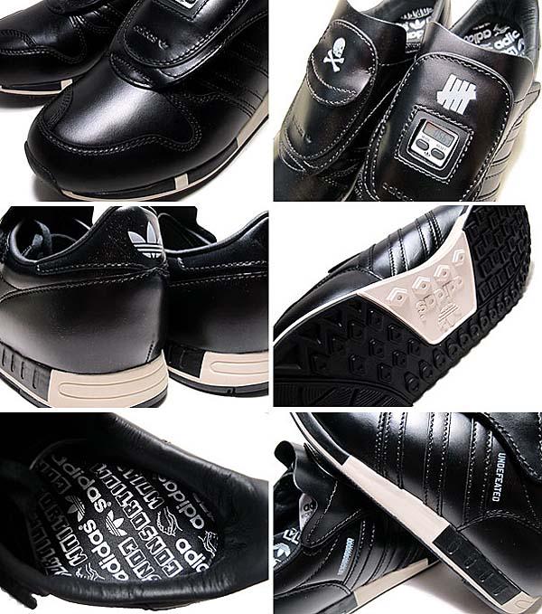 adidas CONSORTIUM x UNDEFEATED x NEIGHBORHOOD MICROPACER [BLACK] M22693