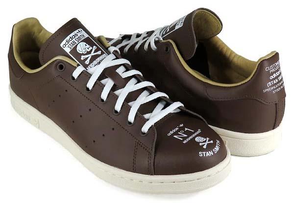 adidas STAN SMITH.NBHD/CL-SNEAKER [SUPCOL/CHALK 2/ESPRESSO] M22698